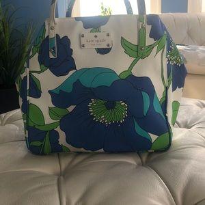 Kate Spade Holiday Floral Bag